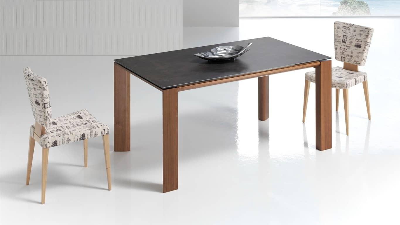 mesas y sillas dekton indesan