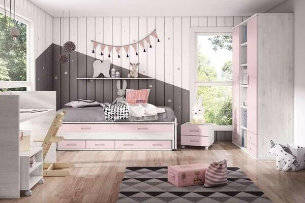 cunas y convertibles cama nido