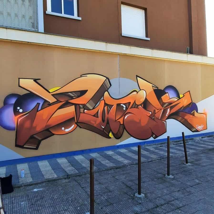 Graffiti Zurik
